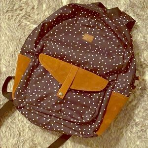 Brand new roxy backpack